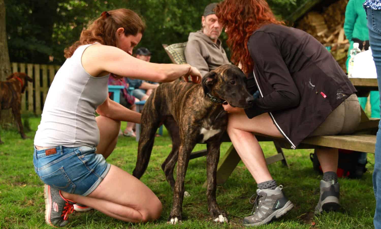 Ilse van de Maat checkt Buddy op mobiliteit